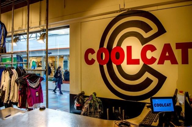Doek valt alsnog voor CoolCat, winkel gaat als webshop verder