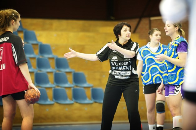 Ingrid Segers nieuwe trainster handbalsters Visé