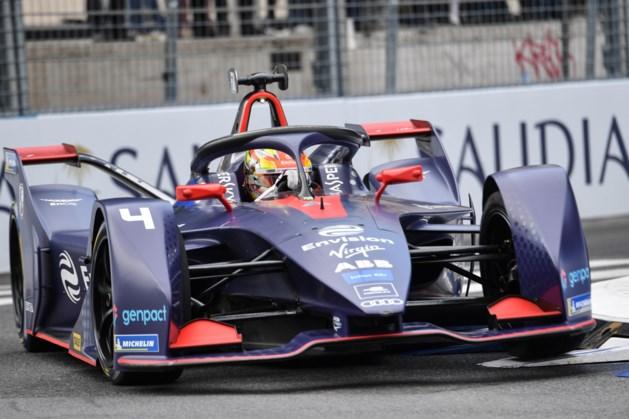 Robin Frijns verliest koppositie in Formule E na botsing