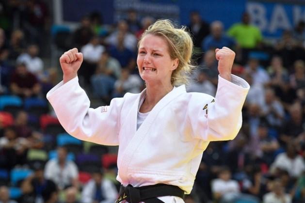 Judoka Juul Franssen pakt bronzen medaille in Bakoe