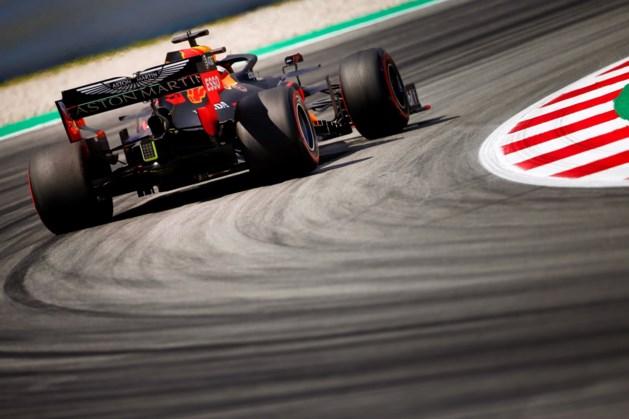 Max Verstappen rijdt zevende tijd in training