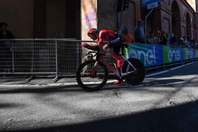 Tom Dumoulin heeft geen tijd voor chagrijn in de Giro