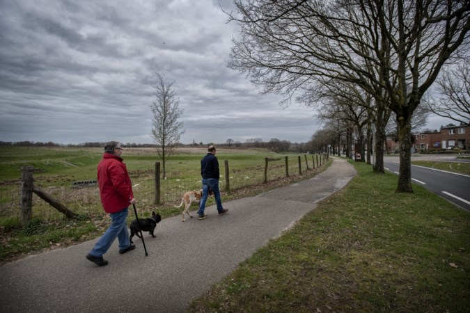 Ontgronder L'Ortye vertrekt wijzer uit Haanveld in Landgraaf