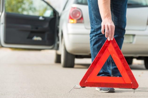 Op Belgische snelweg lopende man doodgereden