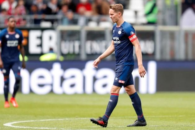 De Jong: 'Duel met Ajax was beslissend in titelstrijd'