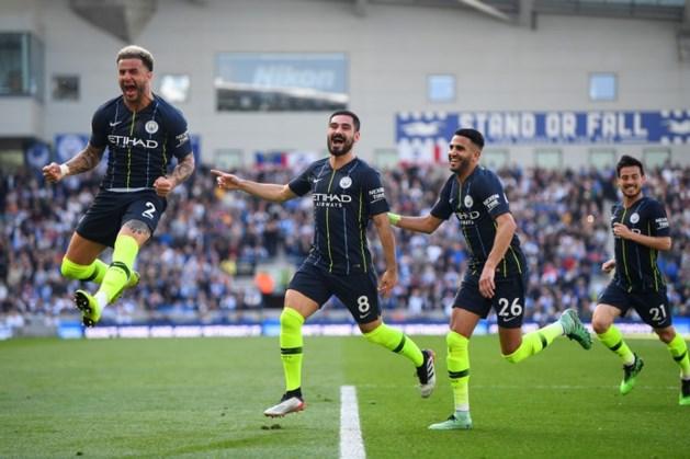 Manchester City grijpt zesde titel na zege op slotdag