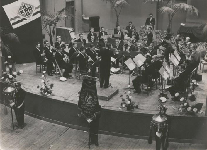 Foto-expositie over honderdjarige Harmonie Eendracht Meijel