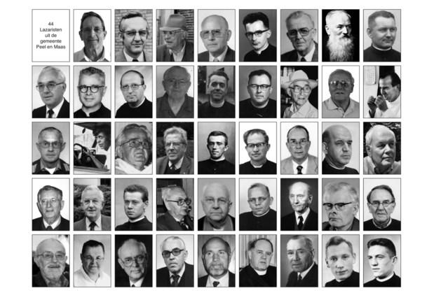 Expositie in Missiehuis toont portretten Lazaristen uit Peel en Maas