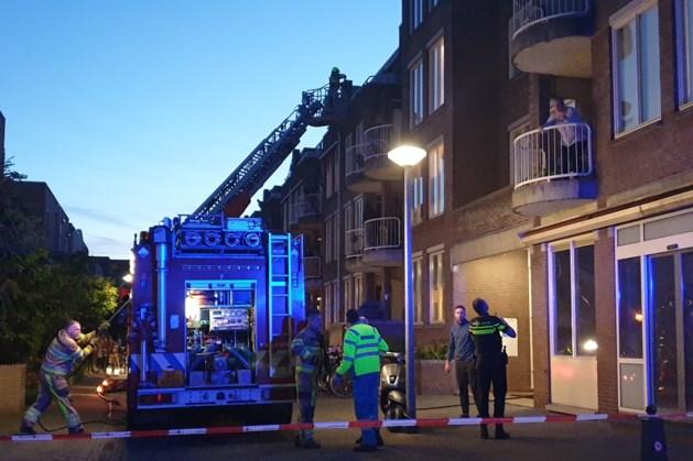 Brand op derde etage van appartementencomplex Maastricht