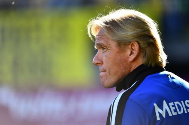 Roda gaat op zoek naar nieuwe hoofdcoach