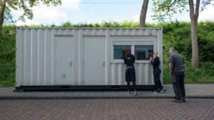 Toeristen via Airbnb naar zeecontainer gelokt
