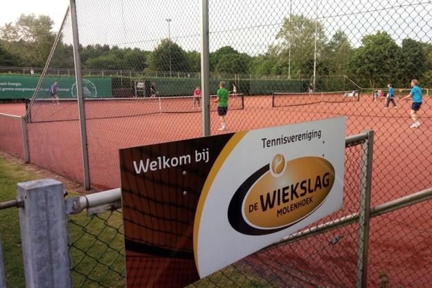 Hele week tennissen tijdens Wiekslag Open
