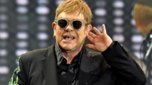 Concert Elton John last minute verplaatst naar volgende maand