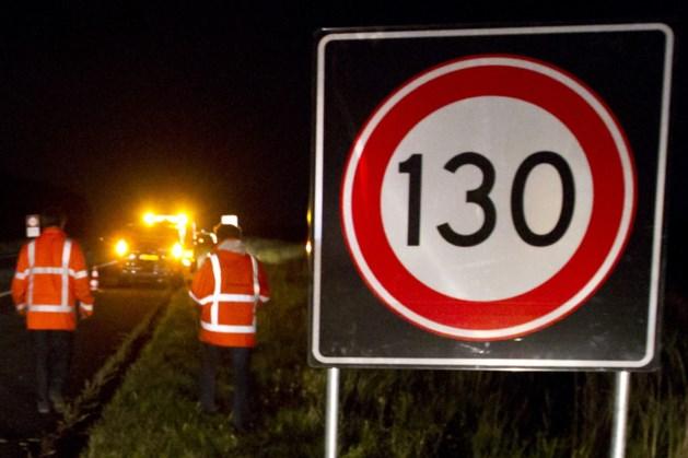 Meestal langere reistijd door snelheidsverhoging naar 130 km/u
