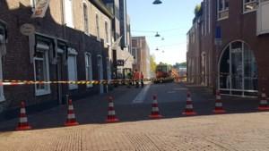 Gaslek in centrum Sittard: omgeving afgezet