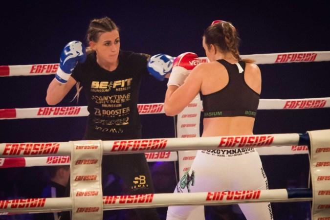 Kickbokskampioen Sheena Widdershoven vocht voor overleden vriendin