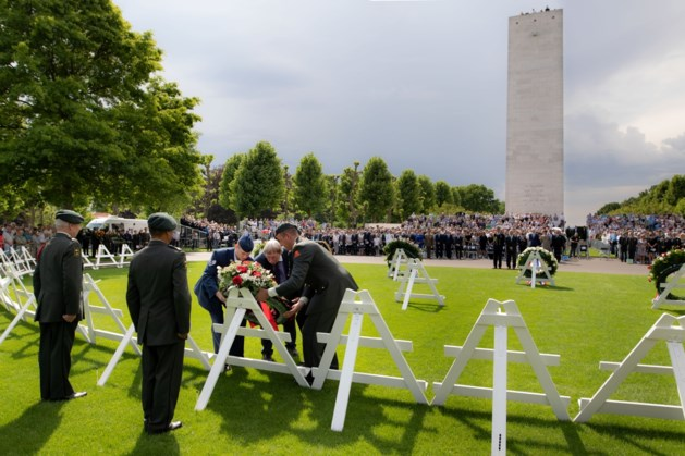 Memorial Day op 26 mei op Amerikaanse begraafplaats in Margraten