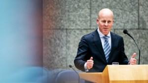 Knops wil door als staatssecretaris en Buma niet opvolgen