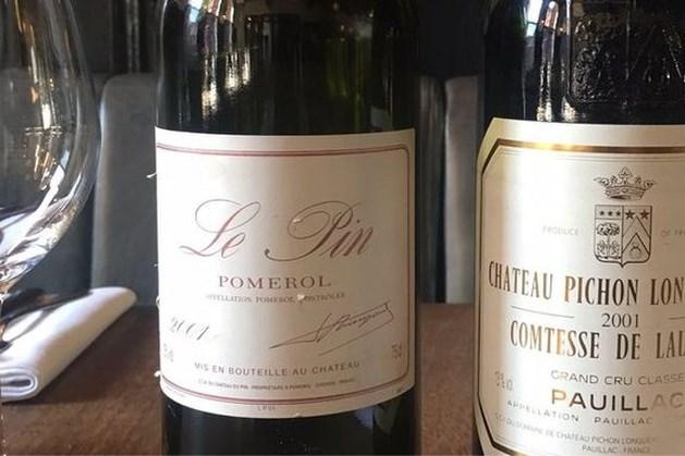 Oeps! Serveerster schenkt per ongeluk wijn van 5.100 euro