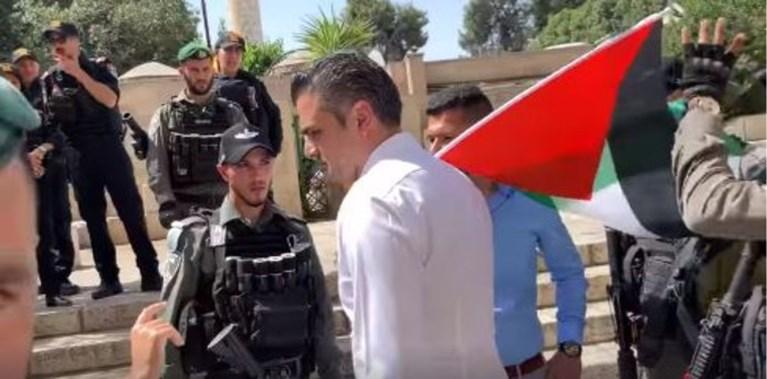Denk-voorman Kuzu aangehouden in Jeruzalem