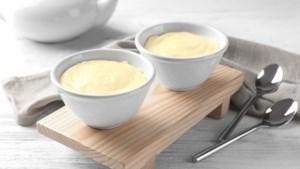 Mogelijk schoonmaakmiddel in vanillevla van Aldi