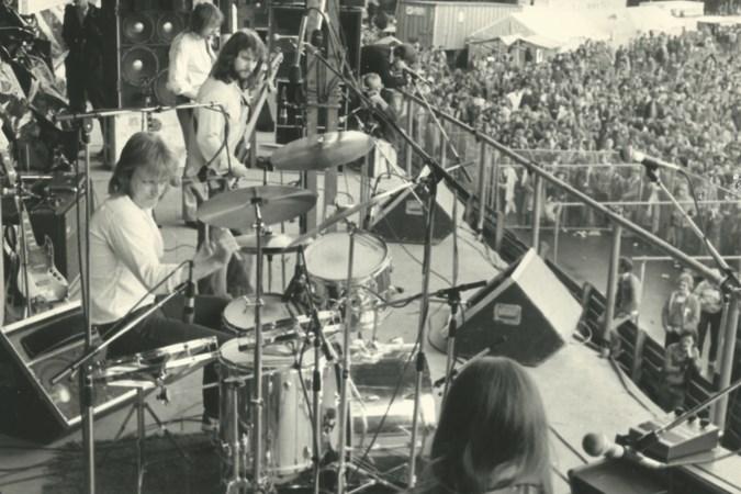 Limburgse band Partner op Pinkpop 1978: 'We konden het niet geloven'
