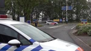 Auto beschoten op bedrijventerrein: dader en slachtoffer op de vlucht