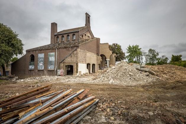 Sloop Heilige Geestkerk in Heerlen is halverwege