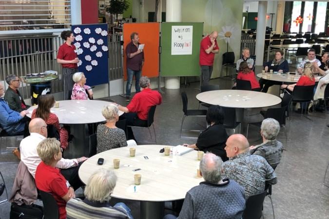 De vrijwilligers in Venray zoeken het samen wel uit