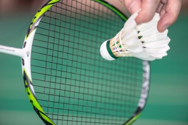 Negende gemengd dubbeltoernooi van badmintonclub Gronsveld
