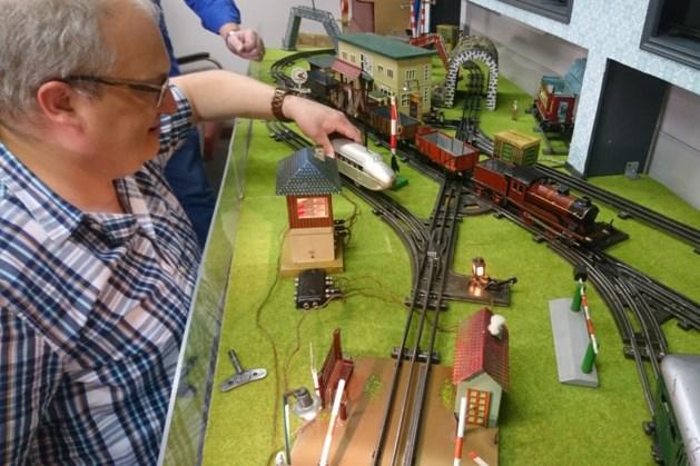 Primeur op lustrumeditie modelspoorshow Rail & Road