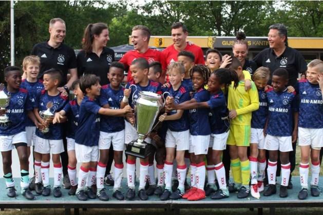 Top-toernooien jeugdvoetbal in de regio