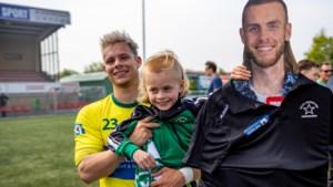 Waar was Nathan Rutjes bij de promotie van Groene Ster?