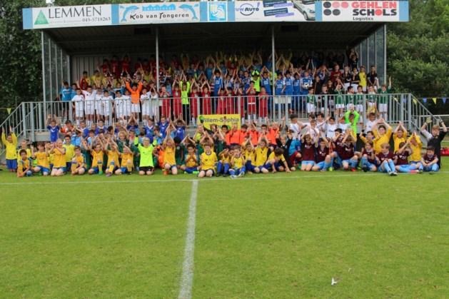 Internationaal jeugdtoernooi bij FC Kerkrade-West