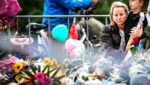 Monument voor slachtoffers en nabestaanden spoordrama in Oss