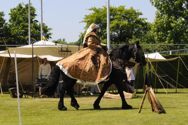 Zwaardvechten met Game of Thrones-acteur op middeleeuws spektakel Mavo Roermond