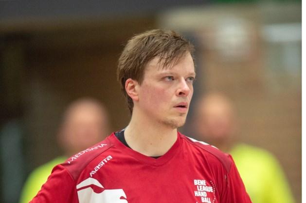 Handbalkeeper Rudi Schenk vertrekt naar Visé