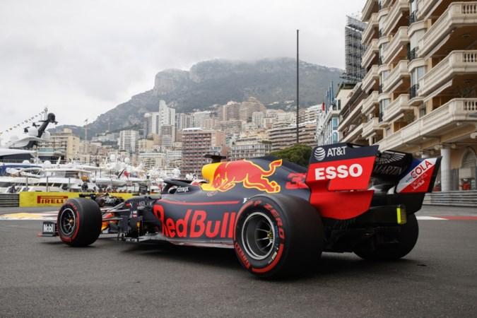 Problemen voor Verstappen in tweede vrije training Monaco
