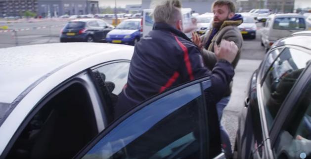 Video: Rapper Sjors op de vuist met Tim Hofman