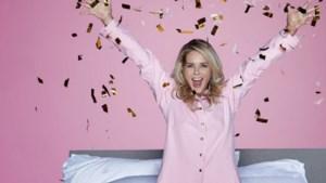 Chantal Janzen geeft pyjamafeestje in Ziggo Dome