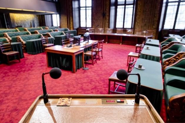 Coalitie rekent op extra zetels in Eerste Kamer
