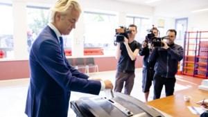 Nog paar dagen spanning voor PVV, SP en 50PLUS