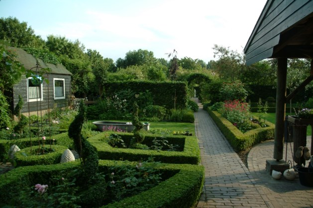 Open tuin 'Huys en Hof' met zang en gedichten