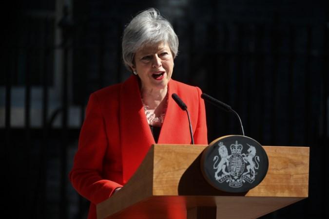 May gaat de geschiedenis in als mislukte premier