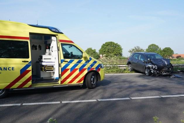Gewonde bij ongeluk op de A2