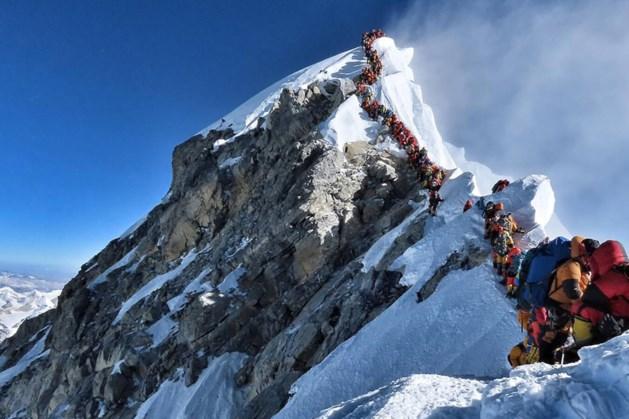 Deze week zeven doden op Mount Everest