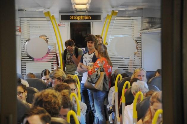 Reizigersoverleg tegen schrappen spitstrein Maaslijn