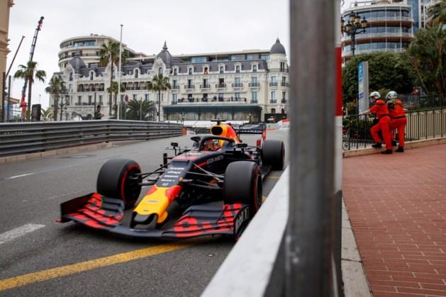 Verstappen start vanaf plek drie in de GP van Monaco