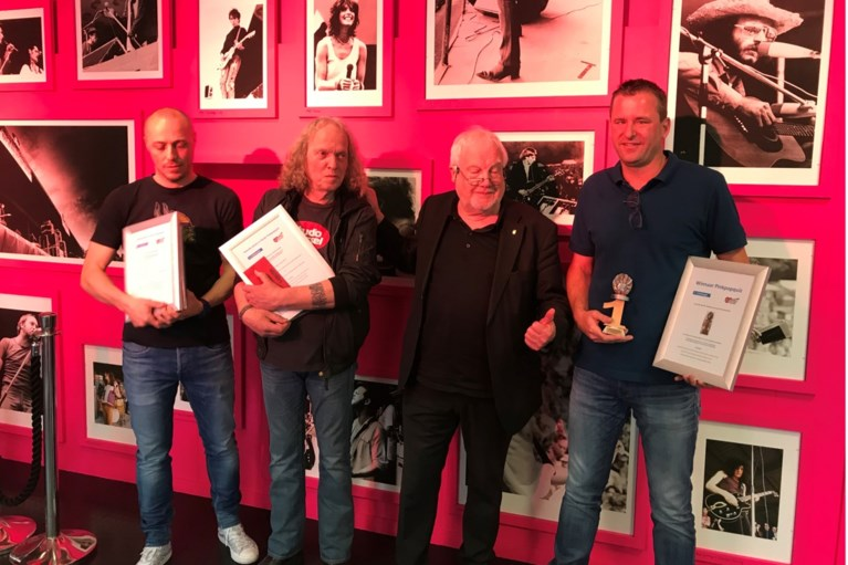 Popkenner Ron Reuleaux wint de Pinkpopquiz van De Limburger