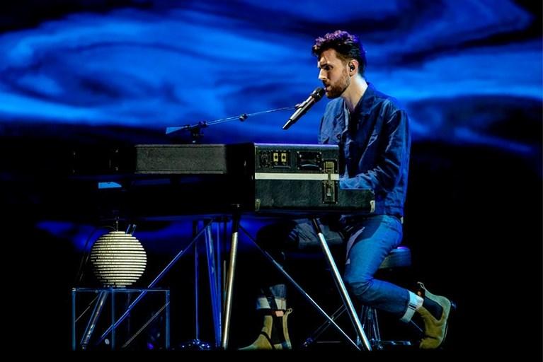 Verrassing: songfestivalwinnaar Duncan Laurence op Pinkpop